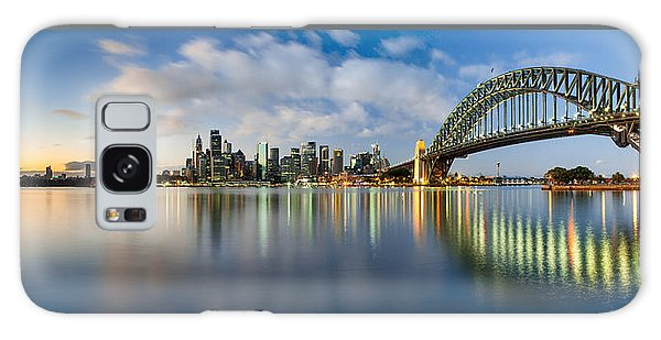 Sydney Skyline Galaxy Case - New Year Inspirations by Az Jackson