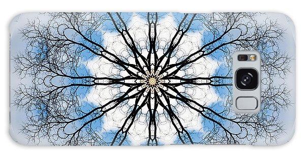 New Year Mandala - Galaxy Case
