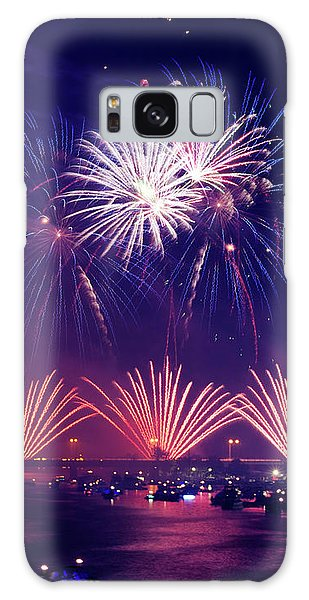 Fireworks Galaxy Case - New Year's Eve by Aaron Burden