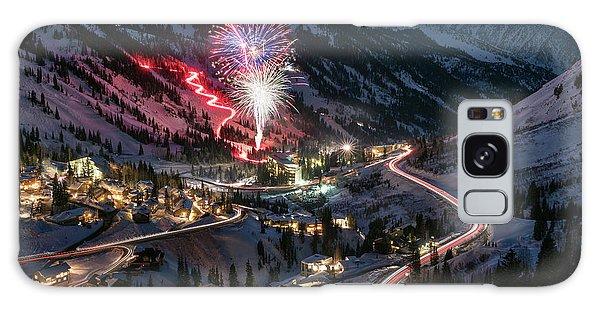 New Year's Eve At Snowbird Galaxy Case