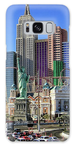 New York , New York Galaxy Case