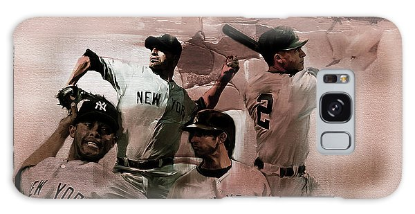 New York Baseball  Galaxy Case
