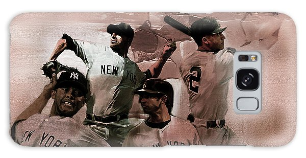 New York Baseball  Galaxy Case by Gull G