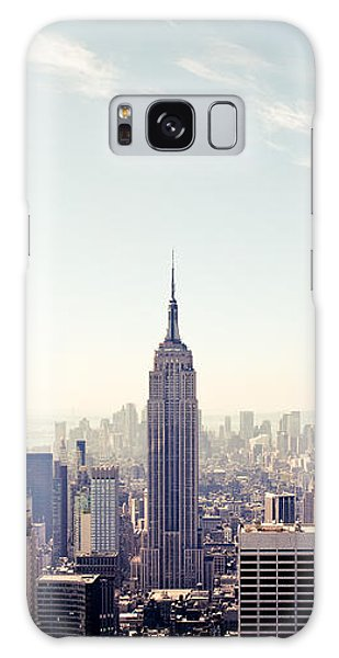 The Empire Galaxy Case - New York City - Empire State Building Panorama by Thomas Richter