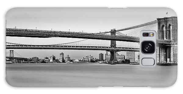 New York City Bridges Bmw Bw Galaxy Case