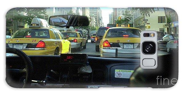 New York City Cab Ride Galaxy Case