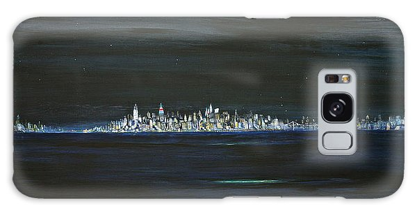 New York City Nights Galaxy Case