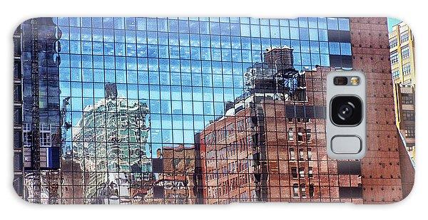 New York City Skyscraper Art 4 Galaxy Case by Judi Saunders