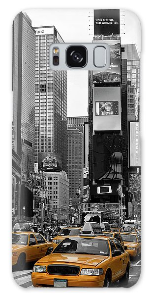Place Galaxy Case - New York City Times Square  by Melanie Viola