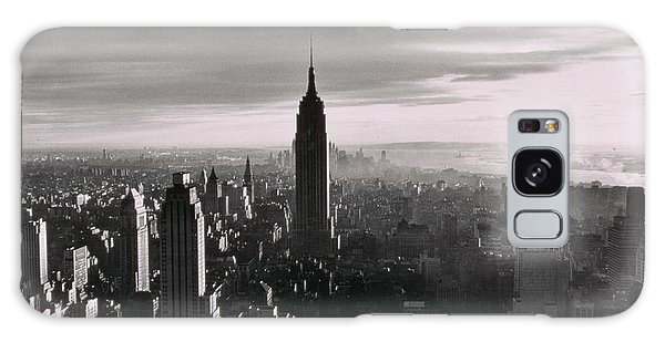 Expanse Galaxy Case - New York City Untitled Nine by Nat Herz