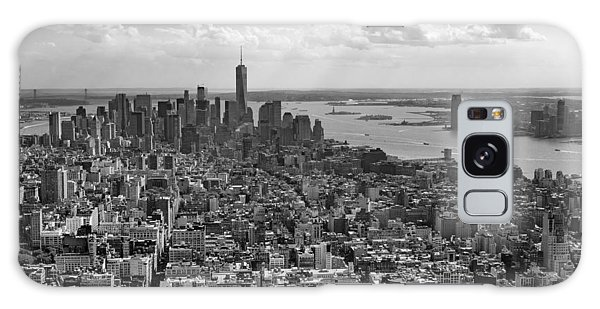 New York City - View From Empire State Building Galaxy Case