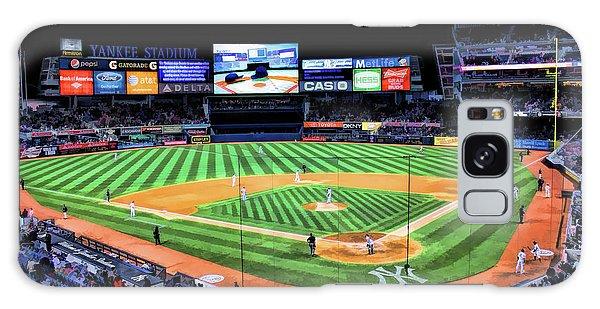 New York City Yankee Stadium Galaxy Case