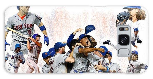 New York Mets 2015  Metropolitan Champions Galaxy Case