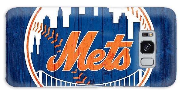 New York Mets Barn Door Galaxy Case
