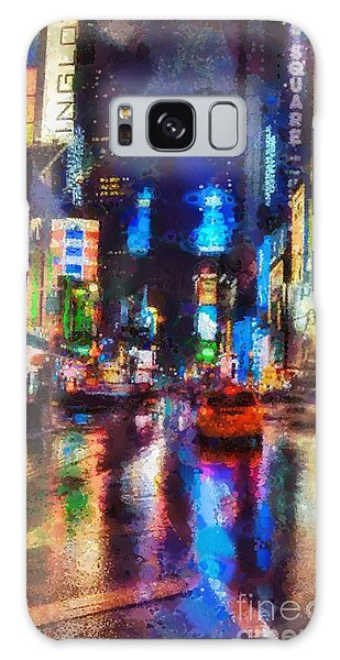 Mo Galaxy Case - New York by Mo T