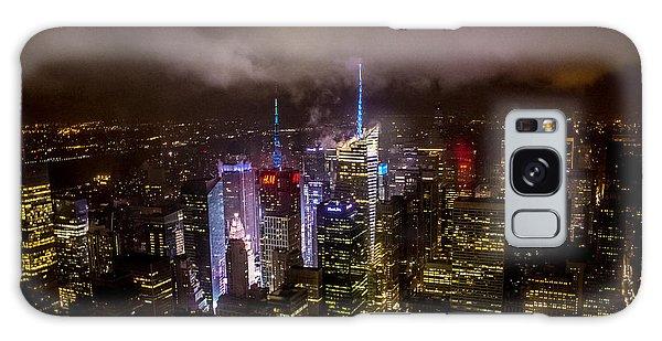 The Empire Galaxy Case - New York Skyline by Martin Newman