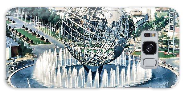 New York World's Fair Galaxy Case
