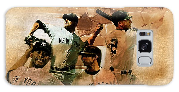 New York Yankees  Galaxy Case by Gull G