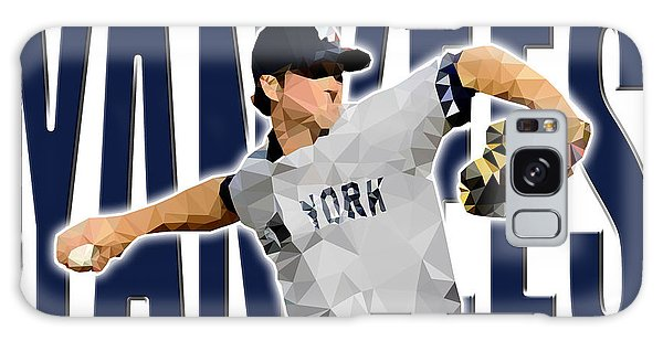 New York Yankees Galaxy Case by Stephen Younts