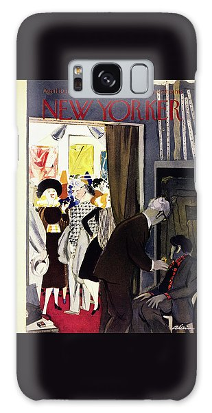 New Yorker April 10 1954 Galaxy Case