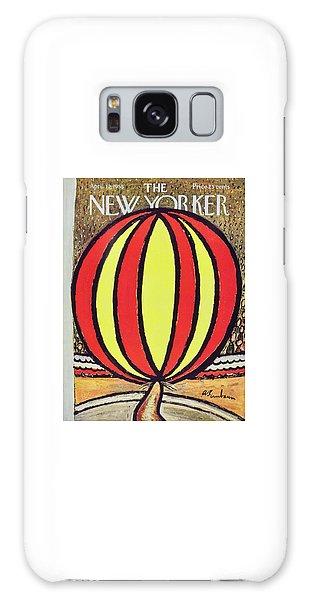 New Yorker April 12 1958 Galaxy Case