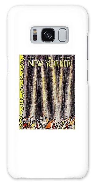 New Yorker April 4 1959 Galaxy Case