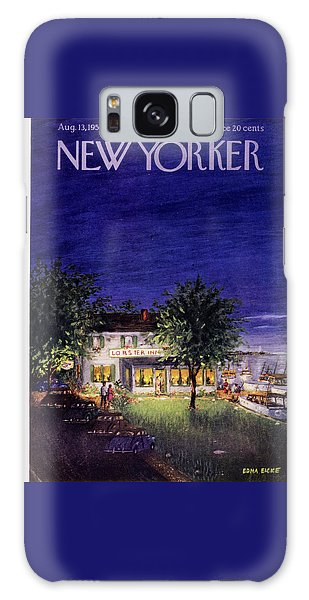 New Yorker August 13 1955 Galaxy Case