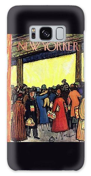 New Yorker December 12 1953 Galaxy Case