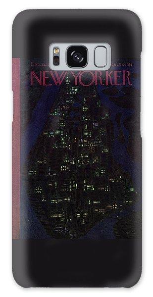 New Yorker December 23 1950 Galaxy Case