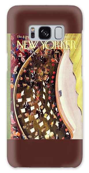 New Yorker December 3 1949 Galaxy Case