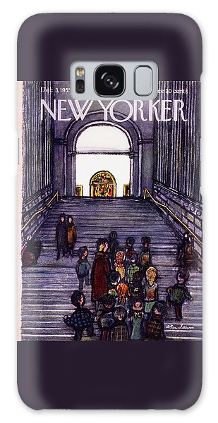 New Yorker December 3 1955 Galaxy Case
