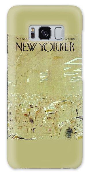 New Yorker December 8 1956 Galaxy Case