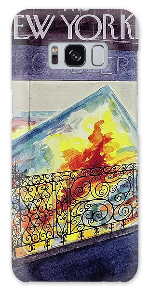 New Yorker February 03 1962 Galaxy S8 Case