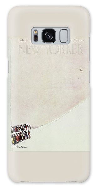 New Yorker February 2 1952 Galaxy Case