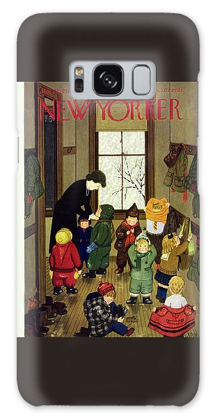 New Yorker January 21 1950 Galaxy Case