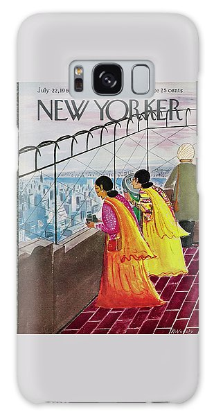 New Yorker July 22 1961 Galaxy Case