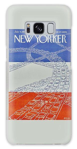 New Yorker July 4 1959 Galaxy Case