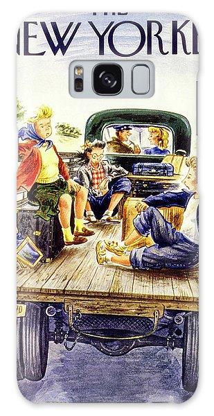 New Yorker July 8 1950 Galaxy Case