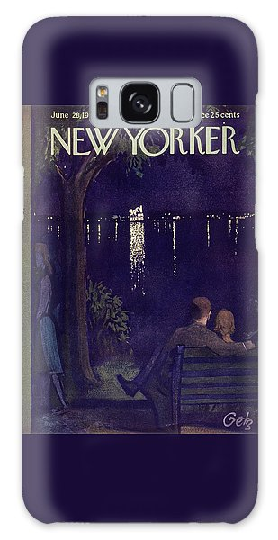 New Yorker June 28 1958 Galaxy Case