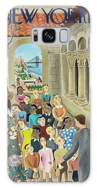 New Yorker June 7 1941 Galaxy S8 Case