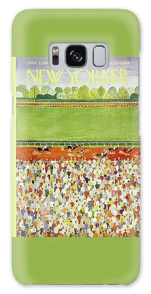 New Yorker June 9 1956 Galaxy Case