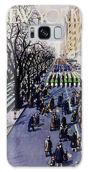 New Yorker March 14 1953 Galaxy Case