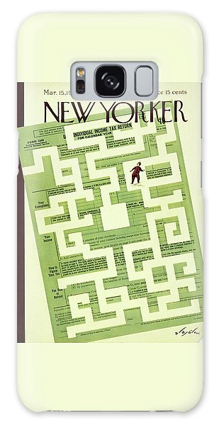 New Yorker March 15 1947 Galaxy Case