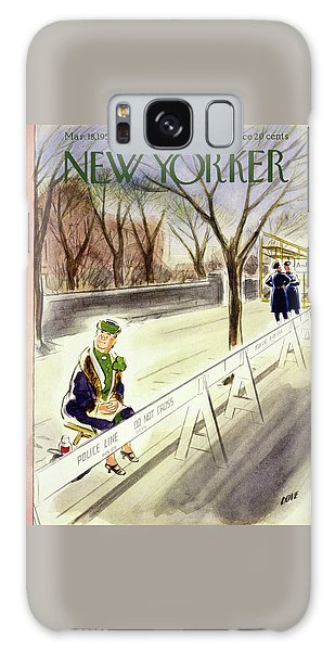 New Yorker March 18 1950 Galaxy Case