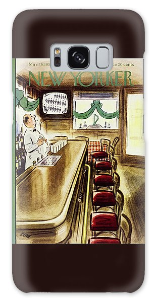 New Yorker March 19, 1955 Galaxy Case