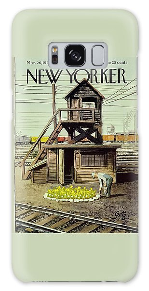New Yorker March 26 1960 Galaxy Case
