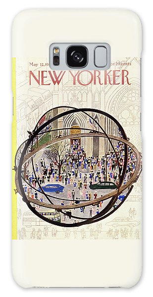 New Yorker May 12 1951 Galaxy Case