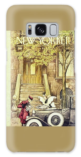 New Yorker May 16 1953 Galaxy Case