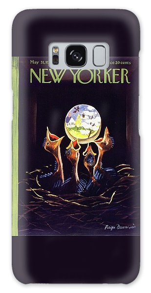 New Yorker May 31 1952 Galaxy Case