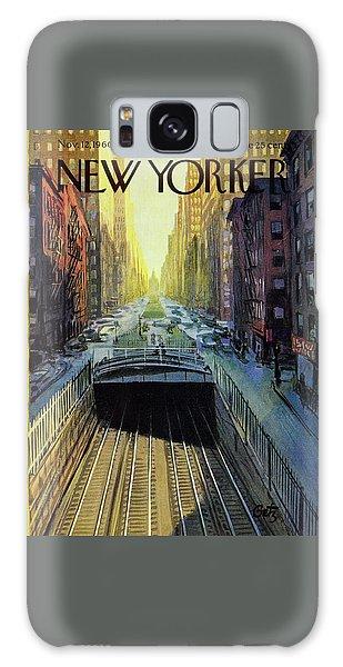 New Yorker November 12 1960 Galaxy Case
